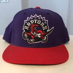 Toronto Raptors Mitchell & Ness Snapnack